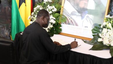 Photo of Dr Agyepong Eulogises Rawlings —Says He Was Fair,  Firm & Principled