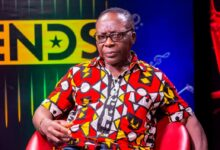 Photo of Veteran Broadcaster Amankwah Ampofo 'Begs' For Help