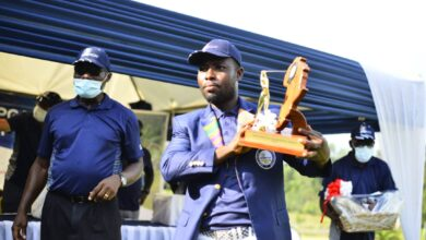 Photo of Achimota's Lucky Annan Ayisah Crowned 2020 Gold Fields PGA Champion.