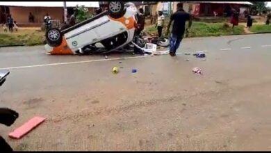 Photo of WATCH: This could be the most deadliest accident ever in Ghana