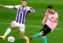Photo of Messi Breaks Pele Scoring Record
