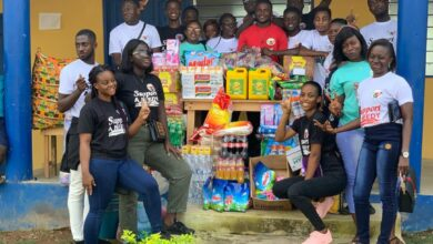Photo of SAN Foundation puts smile on kids' faces with visit to Home of Hope Orphanage
