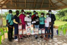 Photo of Support A Needy Fondation Supports Bobikuma Health Centre
