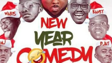 Photo of DKB & Friends Return With New Year Comedy Night On Jan 1st