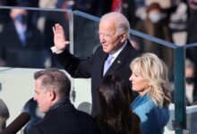 Photo of Joe Biden Sworn In As 46th US President