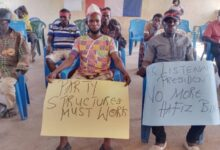 Photo of UW/R: NPP Youth Vow To Resist Reappointment Of Bin Salih As Reg. Minister