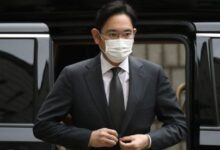 Photo of Samsung Heir Gets Prison Term For Bribery Scandal