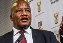 Photo of Top South African Minister Dies After Covid Battle