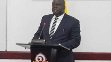 Photo of National Security Boss Dies While Undergoing COVID Treatment