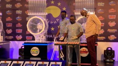 Photo of Alpha Lotto Outdoors Ultra-Modern Hall For Live Telecast Lotto Draws