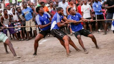 Photo of Mask Up All The Time- Ghana Tug Of War Association Tells Sports Personalities