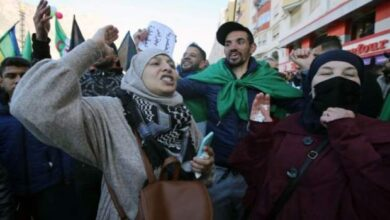 Photo of Algerian President Calls For Early Elections