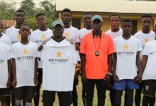 Photo of Asarit Football Academy Gets Support From Belgium.