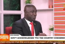 Photo of #FixTheCountry: Twum-Barima slams Akufo-Addo over 'fake' promises