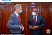 Photo of Its time to step-up Ghana-Switzerland ties to guarantee exchange of expertise – Bagbin