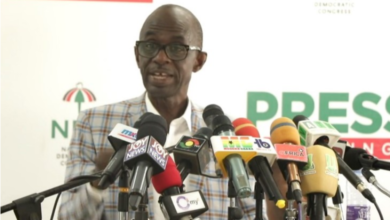 Photo of Stay away from probing Anin-Yeboah's $5mil. bribery allegations – NDC to Gen. Legal Council