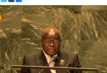 Photo of We shouldn't use COVID-19 vaccine as immigration control tool – Nana Addo to world leaders