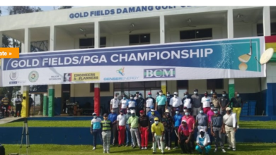 Photo of 2nd and final 2021 Gold Fields PGA pre qualifier tees off tomorrow.