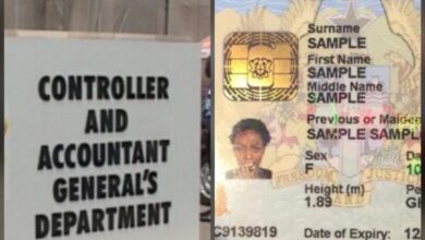 Photo of No Ghana Card ,No Salary from December 1 – Accountant General